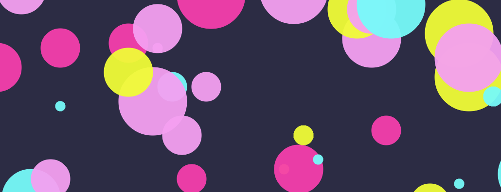 Draw particles using HTML5 Canvas — Raphamorim